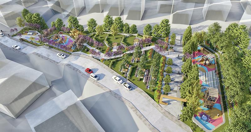 2021 Yılında Üsküdar'a 81 Yeni Proje ile imza atılacak