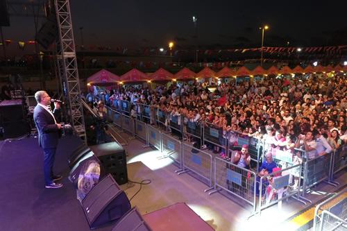 Üsküdar Belediye Başkanı Hilmi Türkmen, Uluslararası Kâtibim Festivali'ne katılanlara teşekkür etti
