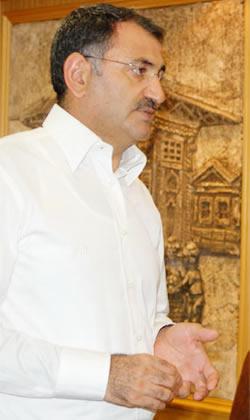 Mustafa Kara Üsküdar Belediye Başkanı