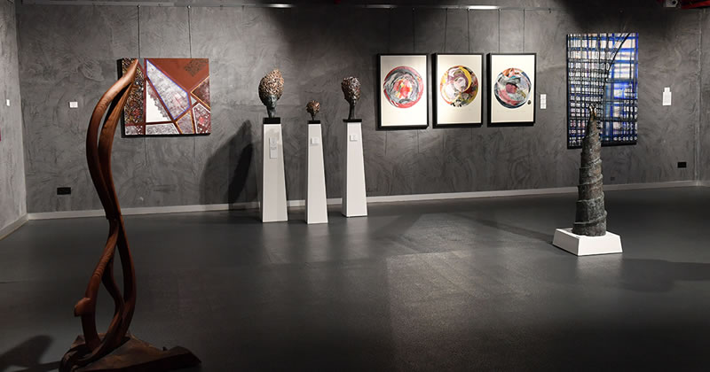 ''2. Uluslararası Yaz Vakti Sergisi'' Üsküdar'da Sanatseverlerle buluştu