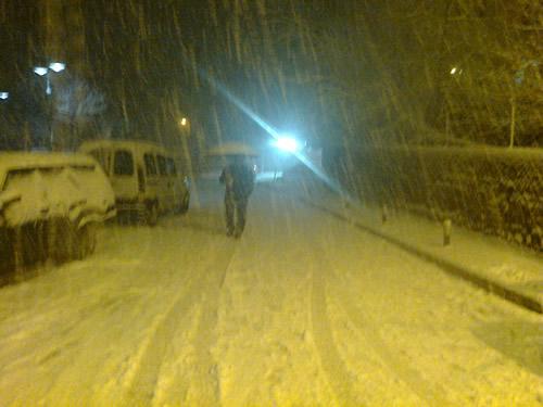 Akşam saatlerinde yolda kalan Üsküdarlılardan haberdar olan Üsküdar Belediyesi, Üsküdarlıları evlerine ulaştırmak için 4 otobüs ve 1 minibüsle hizmet verdi.