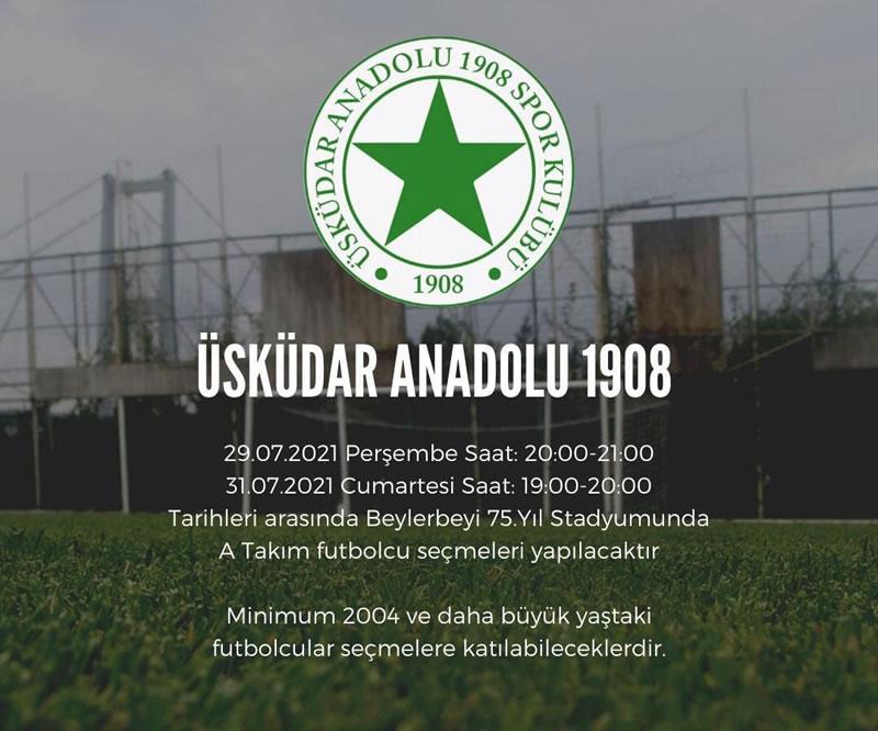 Üsküdar Anadolu 1908 Spor Kulübü