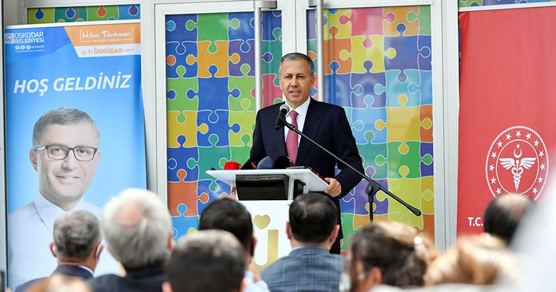 Üsküdar Belediyesi, Sağlık Bakanlığı ile birlikte Türkiye'de ilk, dünyada ise örneği çok az olan bir projeye daha imza attı.