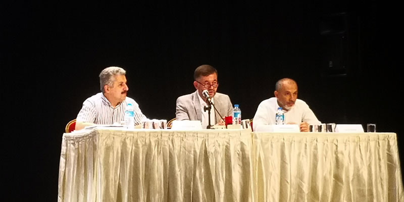 Bağlarbaşı Kongre ve Kültür Merkezinde yapılan ÜSİMDER 12. Olağan Genel Kurulunda, Mahmut Hakkı Sezer 211 oy alarak başkan seçildi.