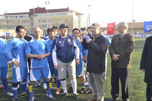 Üsküdar Belediyesi tarafından düzenlenen ve artık gelenekselleşen Üsküdar Belediyesi Bahar Kupası 2. Amatörler Futbol Turnuvası'nda şampiyonluğa Barbaros Spor Kulübü ulaştı.