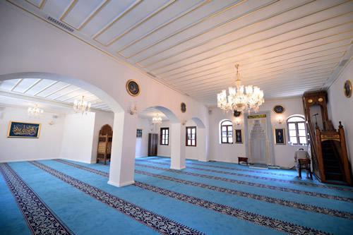 Çengelköy Hamdullah Paşa Camii'nin açılışı yapıldı.