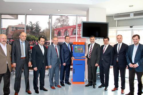 İstanbul Anadolu Yakası Elektrik Dağıtım Anonim Şirketi (AYEDAŞ) ile Üsküdar Belediyesi arasında iş birliği yapıldı.