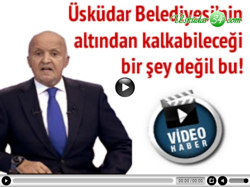 Çamlıca'da yapılması planlanan cami Kanal D anchorman'i Mehmet Ali Birand'ı isyan ettirdi.