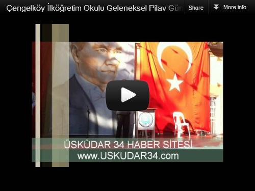 Üsküdarımızın içerisinde Çengelköy Üsküdar'ı temsilden daha öne geçmiştir.