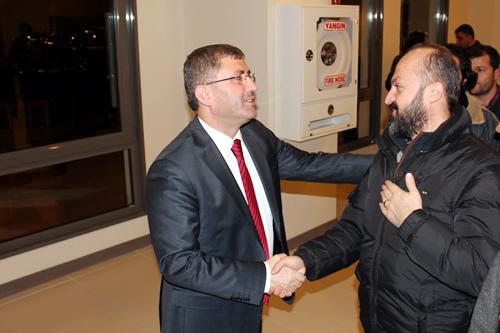 Üsküdar Belediyesi, ''10 Ocak Çalışan Gazeteciler Günü''nde ulusal ve yerel medyada görev yapan gazetecileri, Üsküdar Boğaziçi Yaşam Merkezi'nde ağırladı.