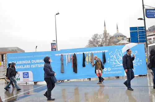 Üsküdar Belediyesi kalplere dokunacak bir projeye destek verdi