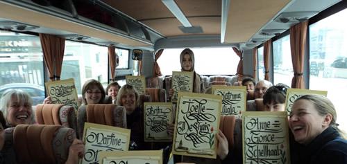 Üsküdar'ı ziyaret eden bir diğer kuruluş ise ''Bosna İstanbul Eğitim ve Kültür Merkezi'' oldu.