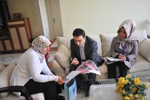 Üsküdar Belediyesi, Vatandaş İlişkileri Yönetimi CIRM (Citizen Relationship Management) saha ekibi vatandaşla birebir ilişki kurarak kişiye özel belediyecilik anlayışını gerçekleştiriyor.