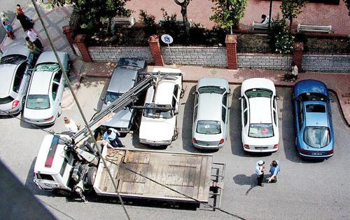 Trafik Vakfı - Çekici Araç