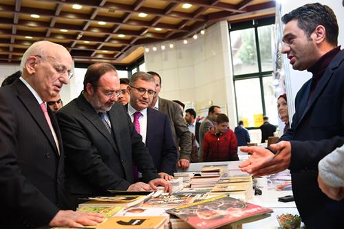 İlki 2015 yılında Üsküdar Belediyesi'nin ev sahipliğinde gerçekleştirilen kitap fuarı, İstanbulluların ilgisiyle, her yıl daha da büyüyerek, İstanbul'un vazgeçilmezi haline geldi.