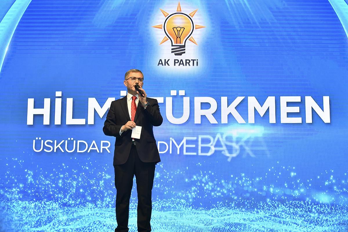 İkinci en önemli konunun kentsel dönüşüm olduğunu ifade eden Hilmi Türkmen, iki önemli kritere dikkat ederek kentsel dönüşüme hız vereceklerini belirtti