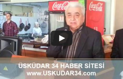 Üsküdar'ın sevilen iş adamlarından Mahmut Ekşi, Anavatan Partisi'nde önceki dönemlerde görev yapan dostlarını Üsküdar Katibim Restaurant'ta bir araya getirdi.