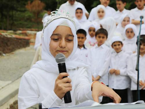 Yavuztürk Bilgi Evi, Şahsiyet Okulu'na devam ederek Kur'an okumaya başlayan 97 öğrenci için Üsküdar Belediyesi Kaymakdonduran Mesire Alanı'nda program gerçekleştirdi.