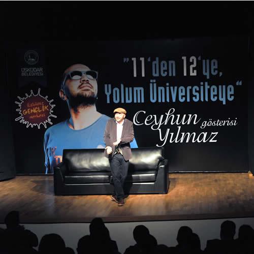 ''11'den 12'ye, Yolum Üniversiteye''