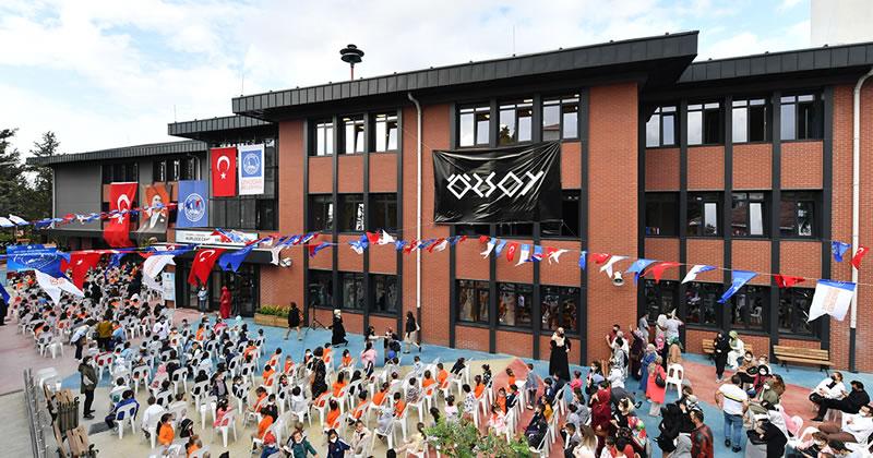 2021-2022 Eğitim Öğretim yılı açılışı yapılan törenle gerçekleşti