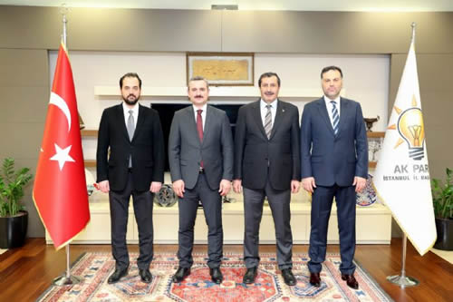 Adem Kaan Pehlivan, Cumhurbaşkanımız Sayın Recep Tayyip Erdoğan tarafından AK Parti Üsküdar İlçe Başkan Adayı olarak belirledi.