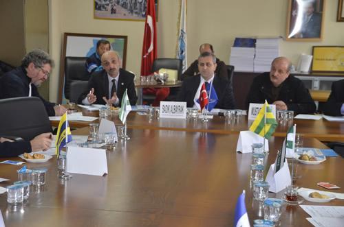 Üsküdar'da bulunan ve 2. Amatör Küme'de mücadele eden 8 takımın katılımıyla gerçekleşecek olan 2012 Bahar Kupası Turnuvası kuraları çekildi.