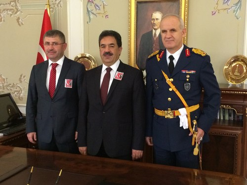 29 Ekim Cumhuriyet Bayram� �sk�dar'da buruk kutland�