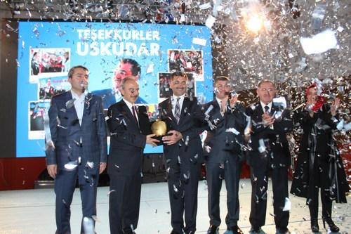 6. Dönem Üsküdar Belediye Başkanı Mustafa Kara'ya Teşekkür Programı