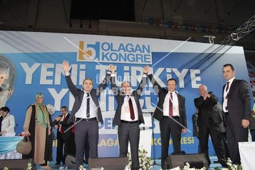 AK Parti �sk�dar 5. Ola�an Kongresi'nden Kareler