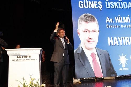 Hilmi Türkmen, ''Seçimleri kazanma konusunda hiçbir endişemiz yok''