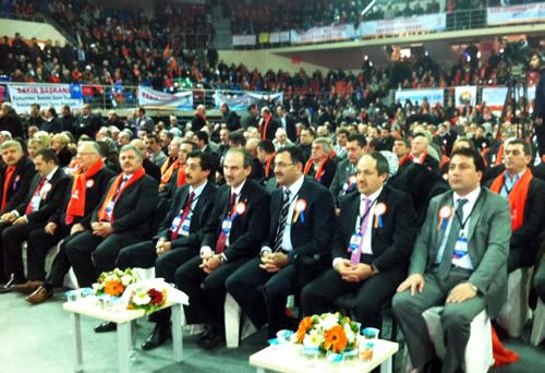 AK Parti Üsküdar İlçe Başkanlığı 4. Olağan Kongresi'nden kareler