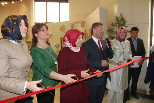 El Emeği Göz Nuru eserler Üsküdar'da görücüye çıktı