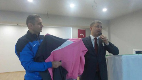 �sk�dar Belediyesin'den e�ofman kampanyas�
