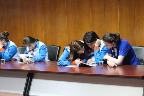 Hentbol 2014-2015 Bayanlar S�per Gen�ler Ligi �ampiyonu �sk�dar