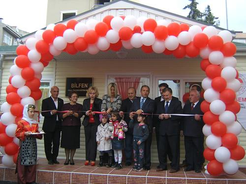 Üsküdar Belediyesi Toplumsal Gelişim Merkezi TOGEM, Üsküdar Selami Ali Mahallesi'nde yeni bir Okul Öncesi Eğitim Birimini daha Milli Eğitim bünyesine kazandırdı.