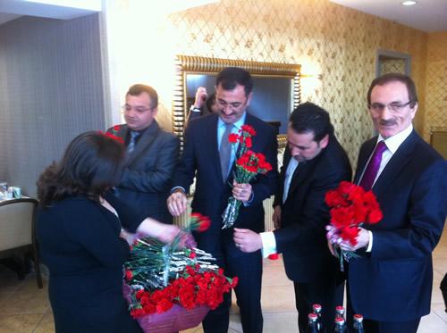 Çengelköy İlköğretim Okulu, Okul Aile Birliği, 8 Mart Dünya Kadınlar Günü Kutlama Programı