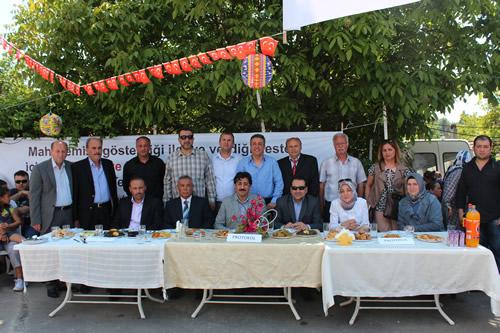Başbakan Recep Tayyip Erdoğan'ın İstanbul ve Ankara'da ikamet ettiği Üsküdar ve Keçiören Belediyeleri kardeşlik protokolü imzaladı.