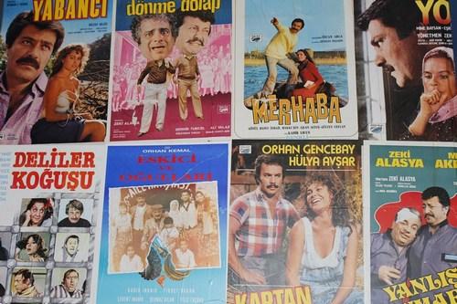 Türk sinemasının 100. yılında tarih Çengelköy'de yazlık sinema nostaljisi yeniden yaşatılıyor.