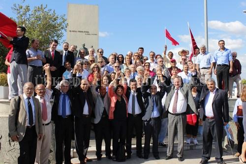 Cumhuriyet Halk Partisi'nin 90. kuruluş yıldönümü CHP Üsküdar İlçe Teşkilatı tarafından çeşitli etkinliklerle kutlanıyor.