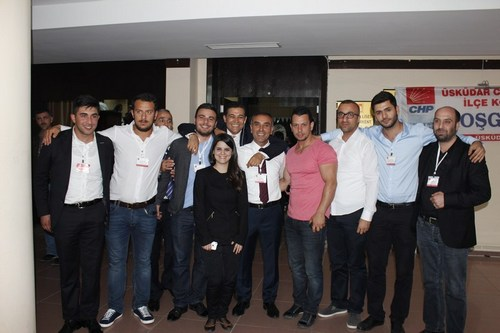 Üsküdar CHP'de seçimi Erdoğan Altan kazandı