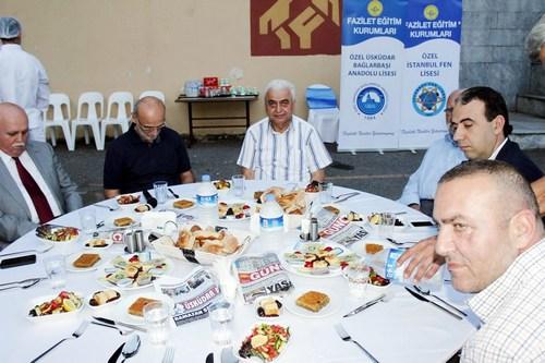 Fazilet Eğitim Kurumları Geleneksel Ramazan İftar Programı Üsküdar Kampüsünde gerçekleştirildi