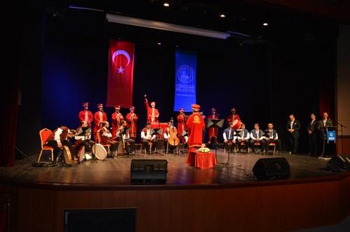 Fetih coşkusu Üsküdar'da Feth-i Mübin konseri ile yaşandı