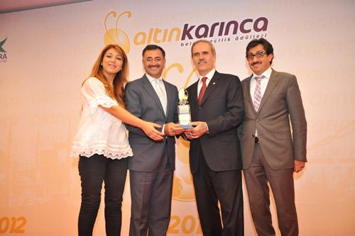 Üsküdar Belediyesi, Yapı İşleri Mimari Projeler ve Ulaşım Hizmetleri kategorisinde ''Geçmişten Geleceğe Yaşayan Üsküdar Projesi'' ile Jüri Özel Ödülü'nü kazandı.