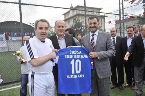 Üsküdar Belediyesi'nin her yıl geleneksel olarak düzenlediği Birimler Arası Futbol Turnuvası sona erdi.