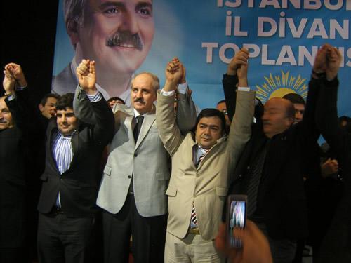 HAS Parti Genel Başkanı Numan Kurtulmuş, İstanbul İl Divan toplantısını düzenlediği çengelköy sophia'da konuşma yaptı