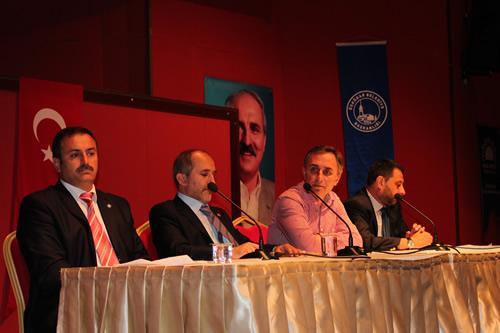 Has Parti Üsküdar 1'inci Olağan Kongresi 10 Haziran 2012 Pazar günü Bağlarbaşı Kültür ve Kongre Merkezi'nde gerçekleştirildi.