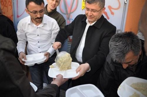 Hilmi Türkmen ''Kirazlıtepe gerçekten Kirazlıtepe olacak''