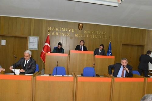 İstanbul Boğazı Belediyeler Birliği'nin yeni başkanı Üsküdar Belediyesi'nde yapılan toplantı ile belirlendi.