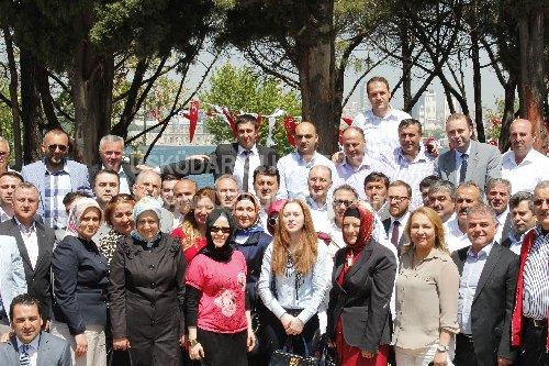 Kastamonu-İstanbul birlikteliği Üsküdar'da düzenlenen programla sağlandı