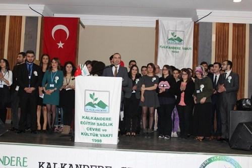 Kalkandere Vakfı Derneği tarafından bu yıl 11.'si düzenlenen birlik ve beraberlik gecesi Üsküdar Kirazlıtepe'de bulunan Boğaziçi Yaşam Merkezi'nde çok sayıda davetlinin katılımıyla gerçekleştirildi.